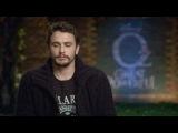 Интервью со съемочной площадки фильма Оз: Великий и Ужасный